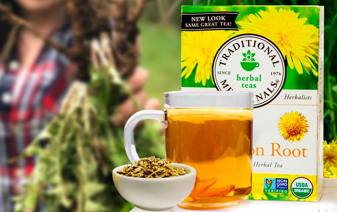 dandelion root tea benefits pregnancy