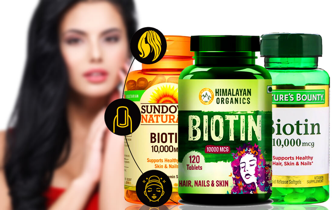 Biotin 10000 MCG Benefits and Side Effects