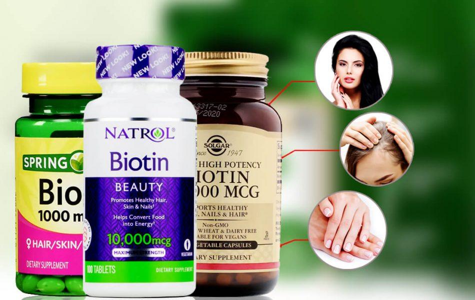 Biotin 10000 MCG Benefits