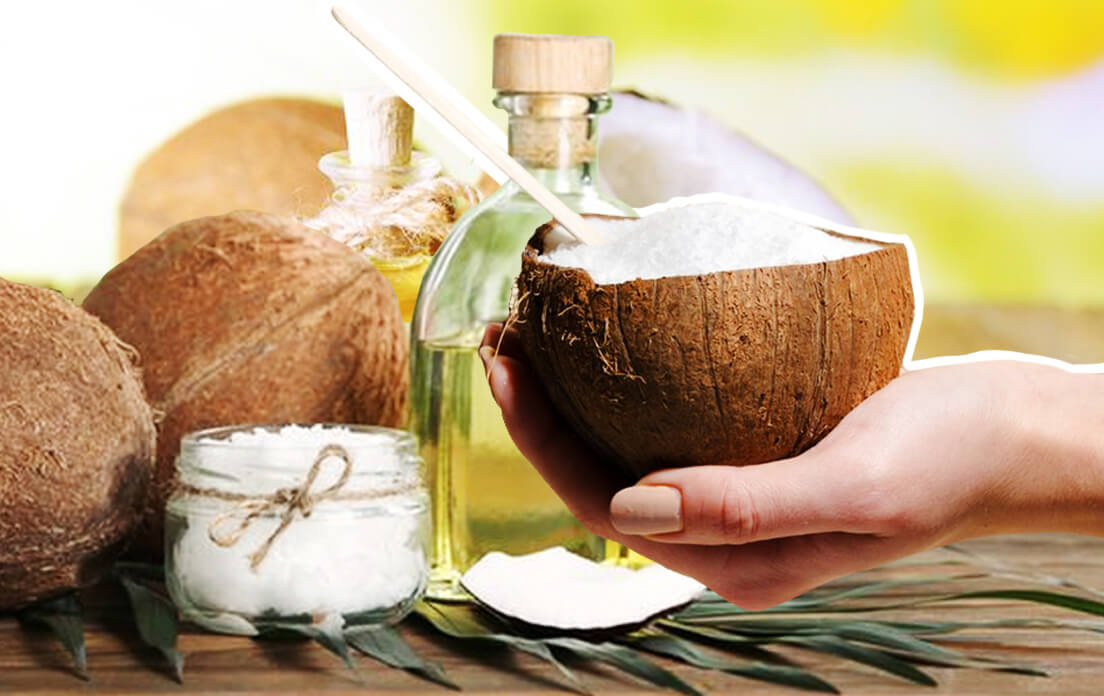 Coconut Oil Utilized in Countries India and Philippines