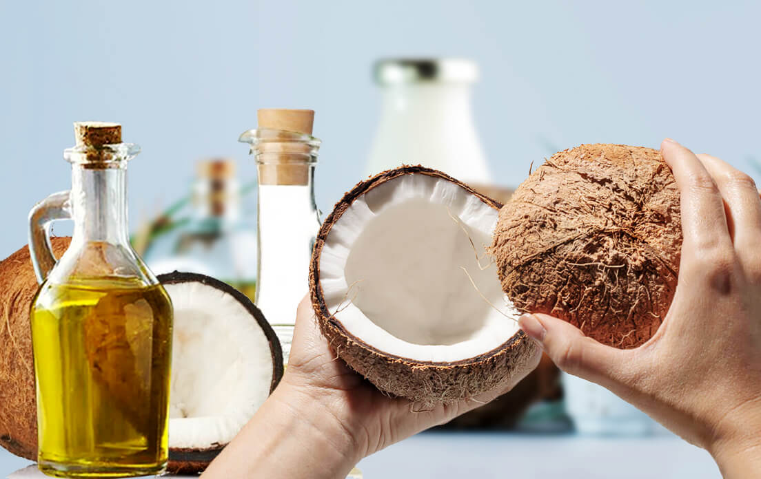 Coconut Oil Utilized in Countries India and Philippines1