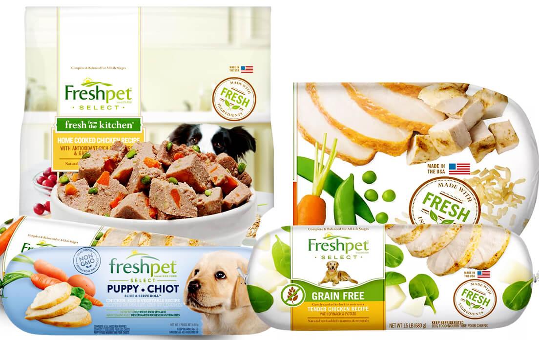 Fresh Pet Dog Food Refrigerated Recall