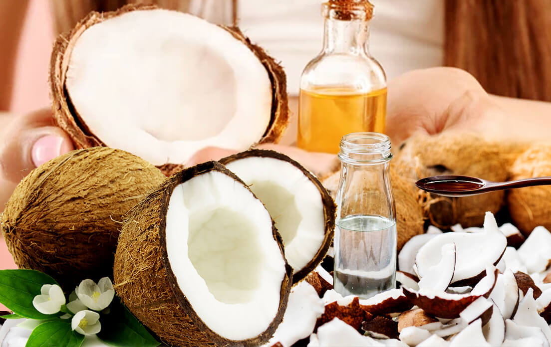 Health Benefits of Coconut oil