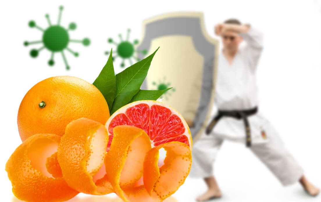 Health Benefits of Grapefruit Rind and Pith