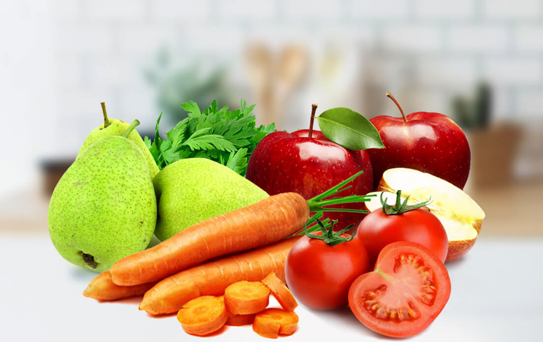 healthy foods high in fiber to lose weight