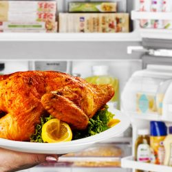 how long can cooked chicken stay in the fridge