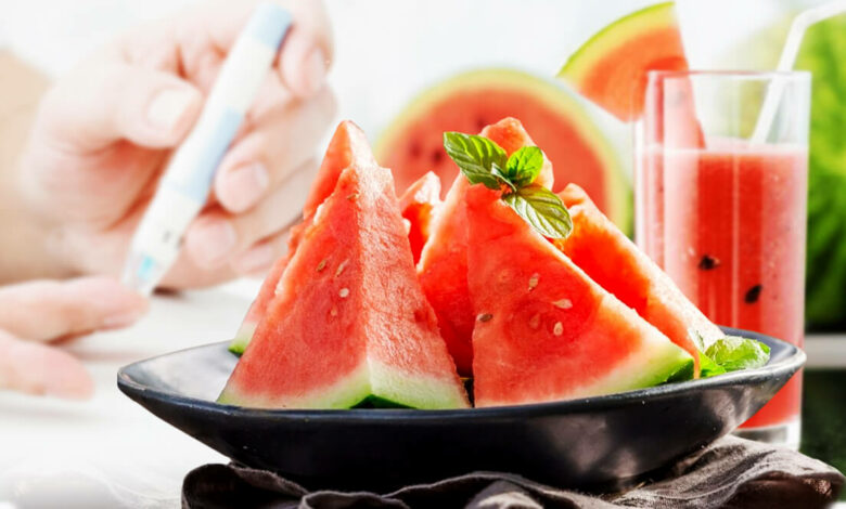 How Much Sugar is in Watermelon
