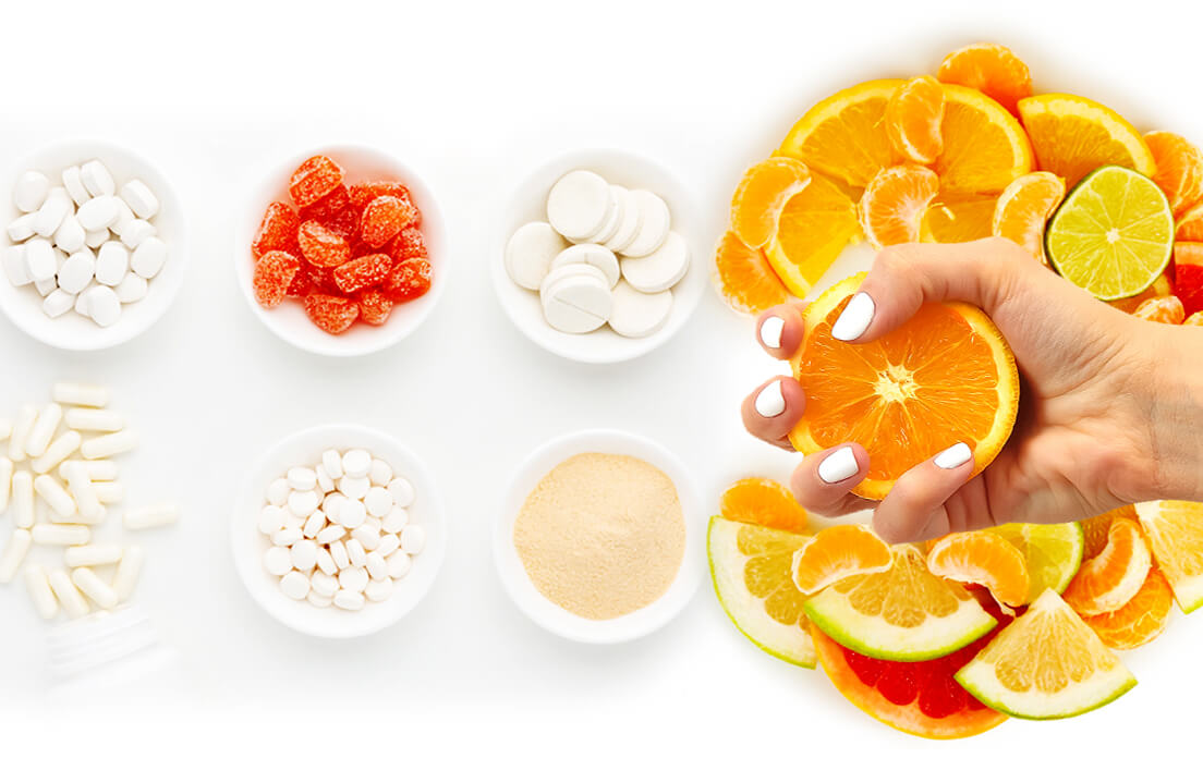 How Much Vitamin C is Recommended