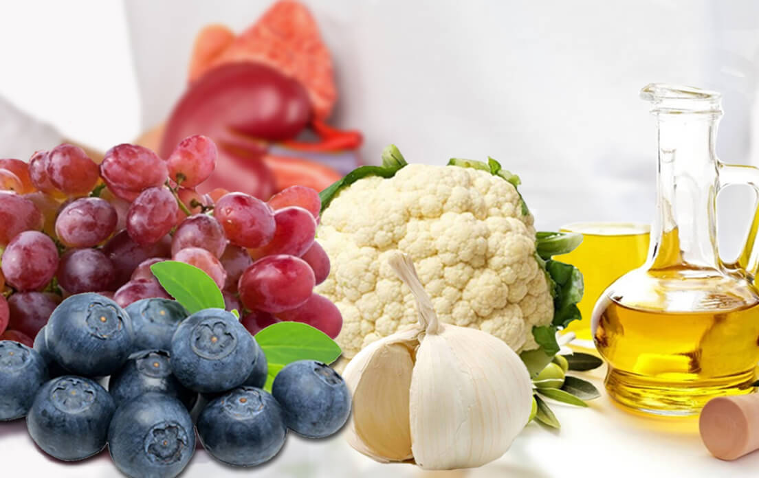 List Of Foods For a Kidney Disease Diet
