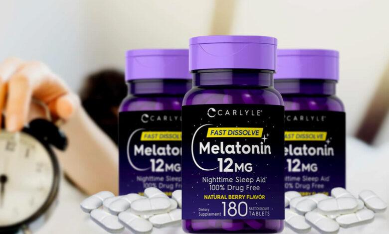 melatonin side effects