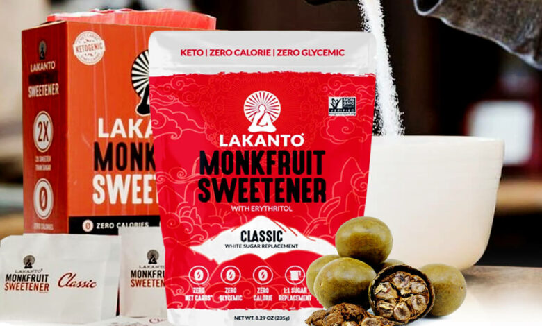 Monk Fruit Sweetener Warnings