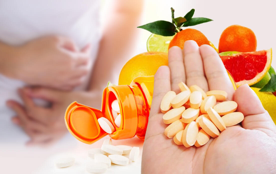Too Much Vitamin C Symptoms: For Digestion and Stomach