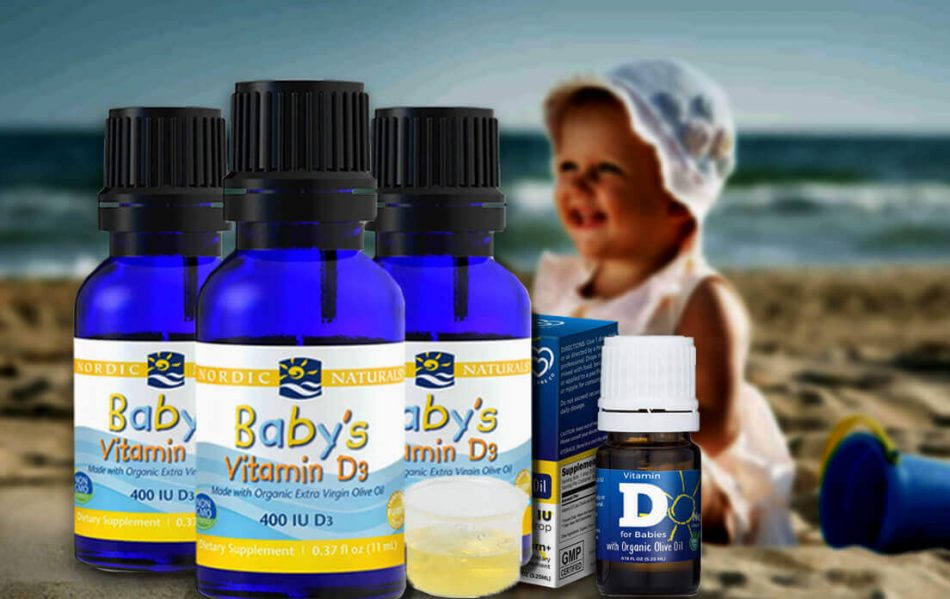 Vitamin D3 Benefits for Baby
