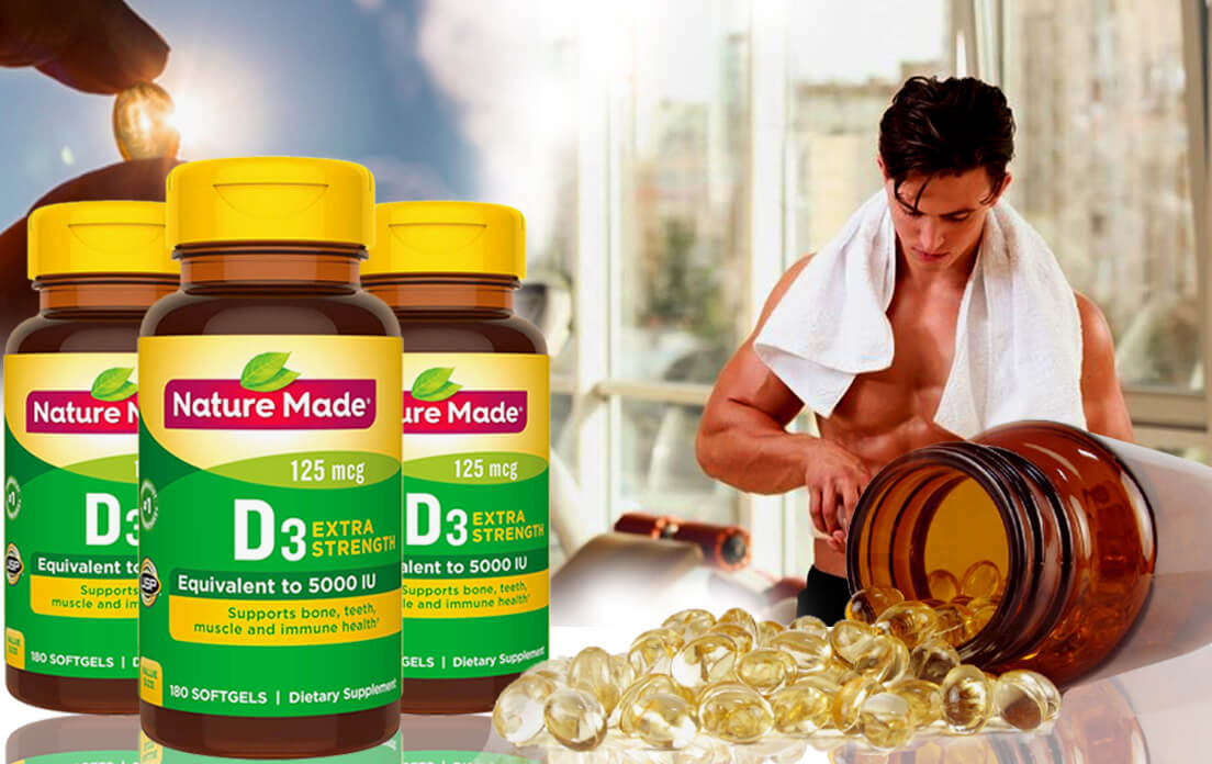 Vitamin D3 Benefits for Baby, Virus and Dose for Men