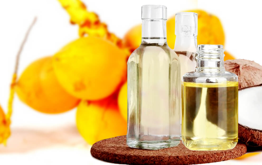 coconut oil utilized in countries india and sri lanka
