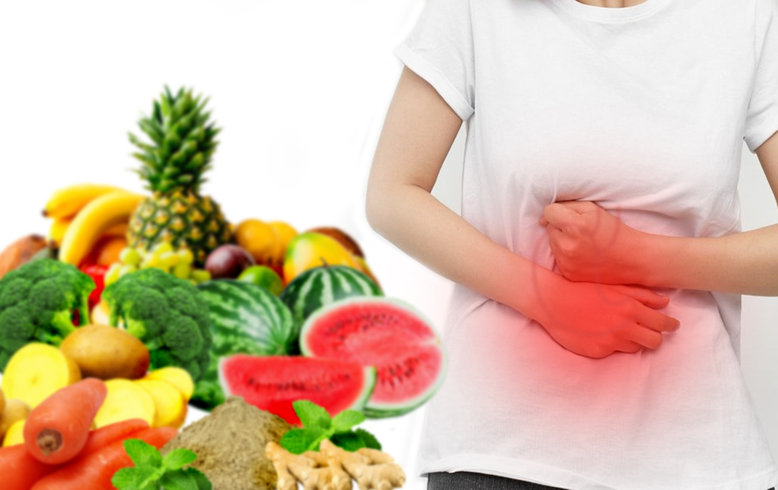 how to settle an upset stomach quickly