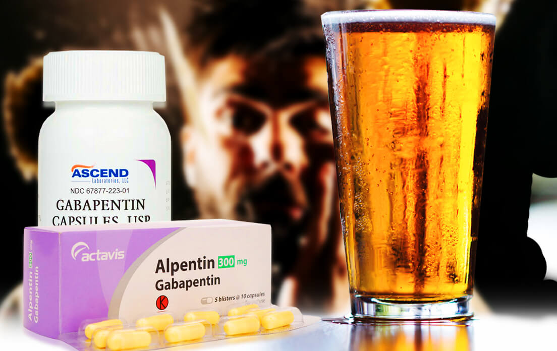 gabapentin and alcohol