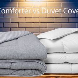 What Is a Duvet Cover vs Comforter