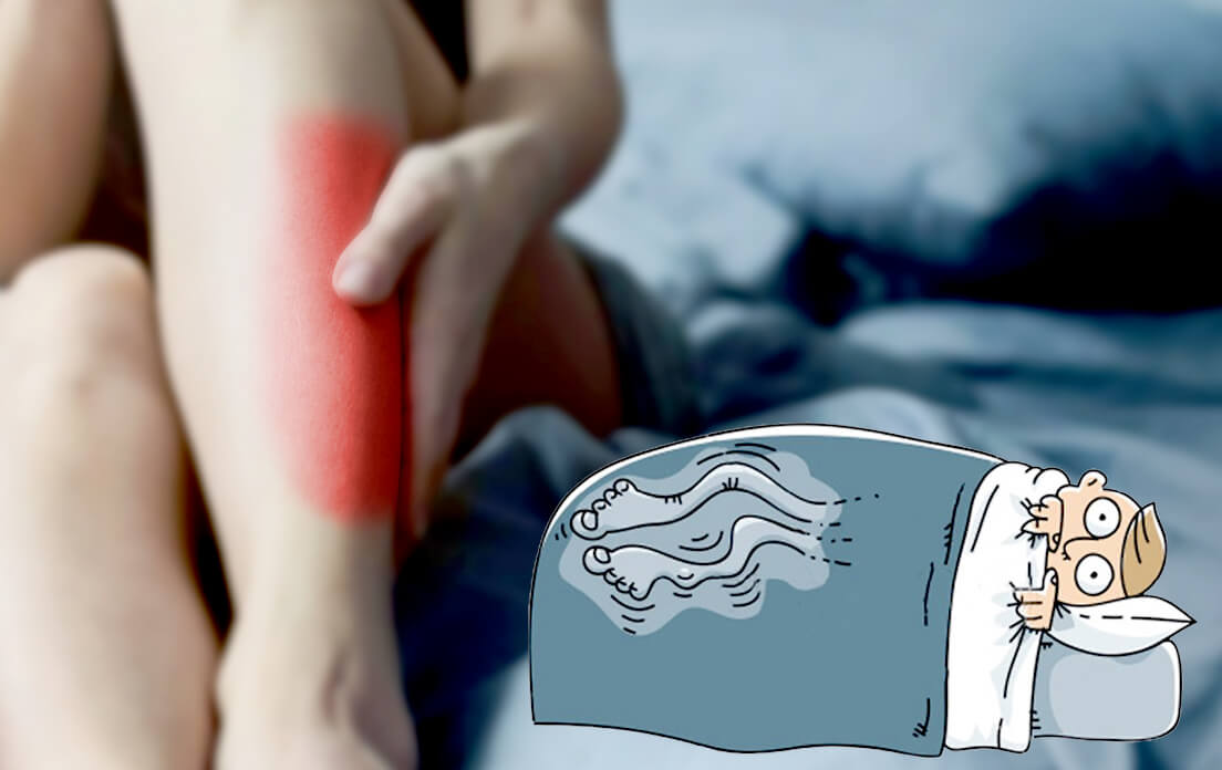 Leg Cramps at Night: Causes Magnesium deficiency or Electrolytes and How to Natural Remedies