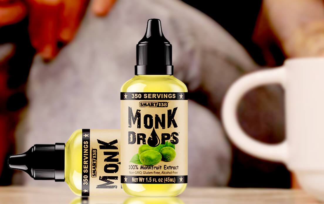 Flavored Monk Fruit Drops: Read it First Before Buying