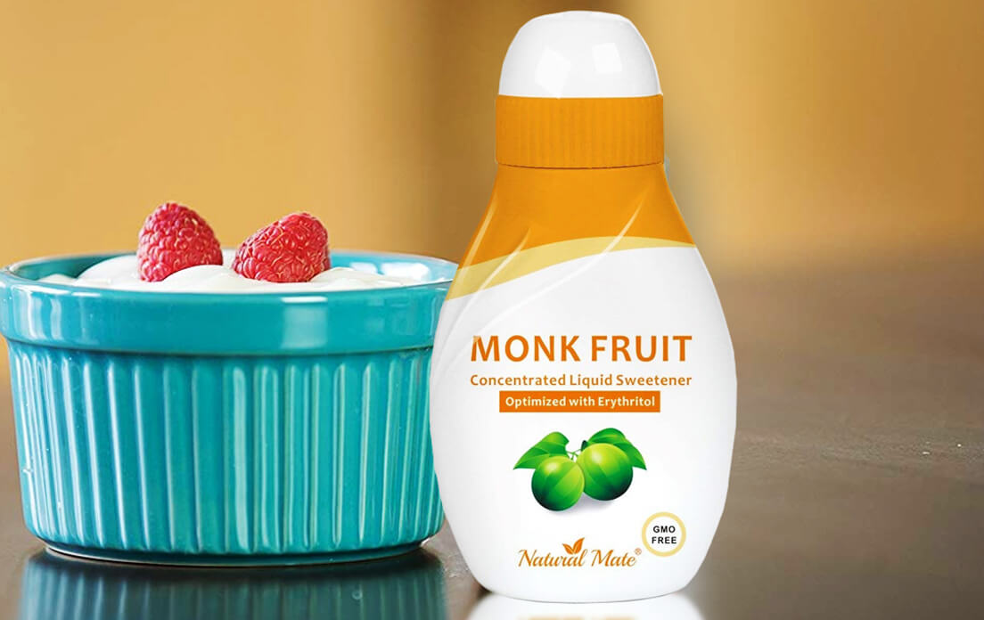 Monk Fruit Concentrated Liquid Sweetener