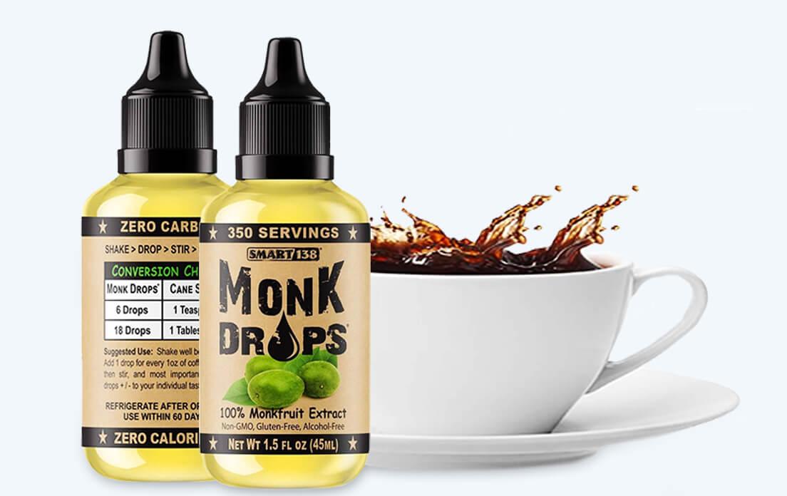 Smart138 Monk Drops Liquid Sweetener