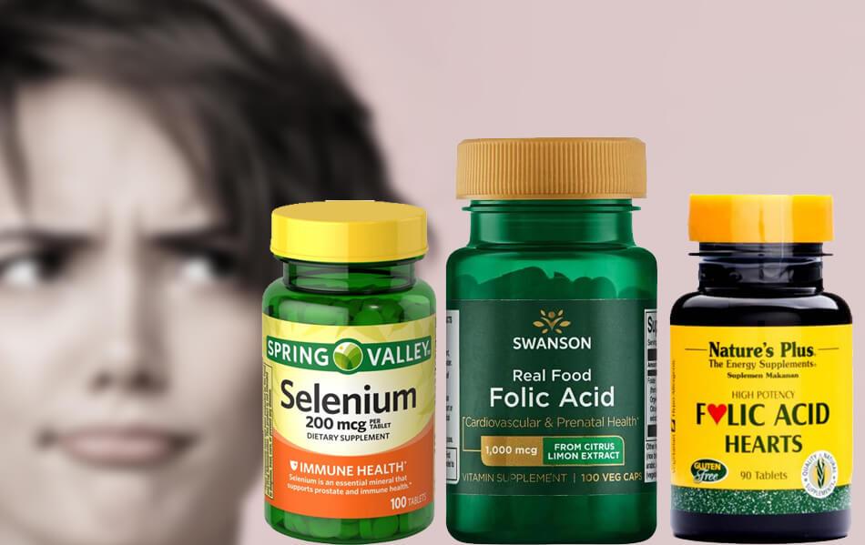 folic acid deficiency