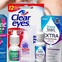 best lubricant eye drops