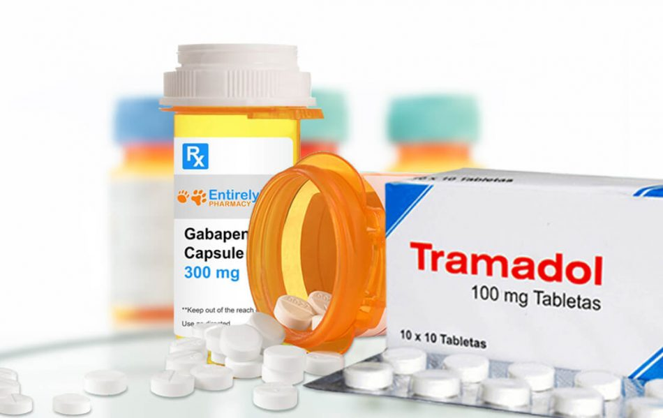Gabapentin and tramadol
