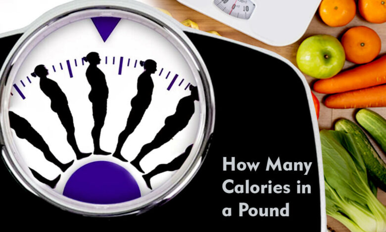 how many calories in a pound