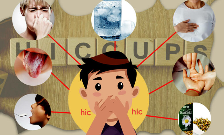 how to stop hiccups