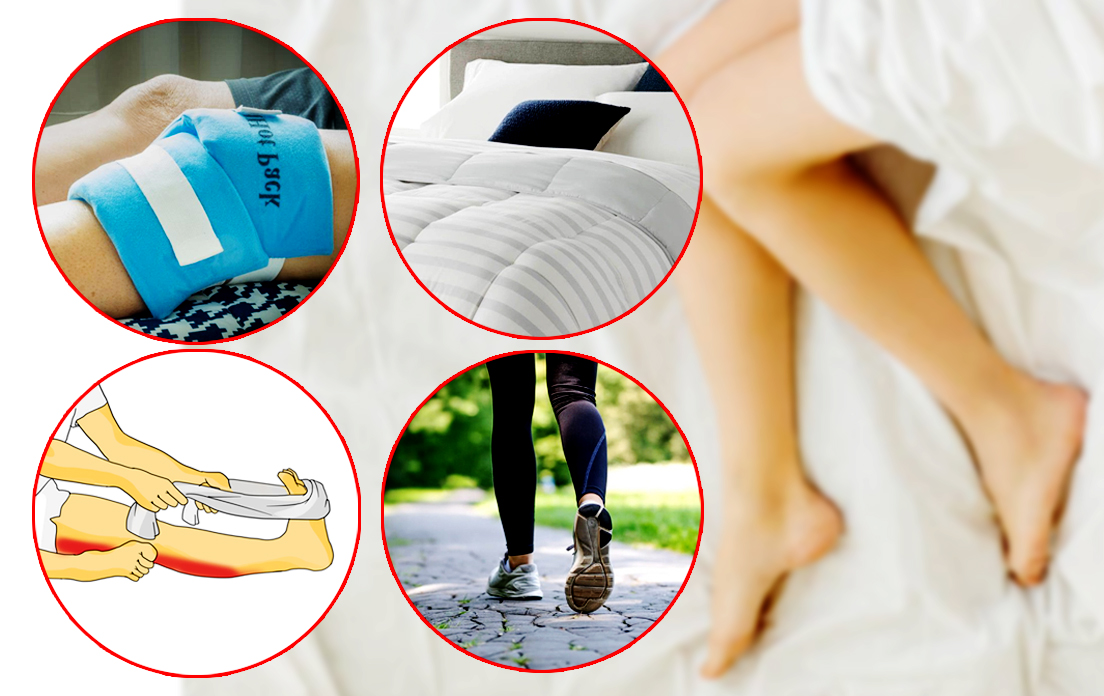 How to Stop Leg Cramps Immediately: Steps by steps Simple and Quickly Home Remedies