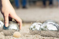 what is pétanque game